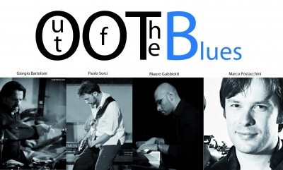 Out of the blues @ Belleville Jazz Club, Rimini