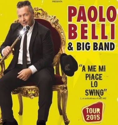 Paolo Belli Big Band @ Monteurano (FM)